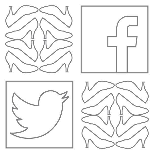 social media pattern